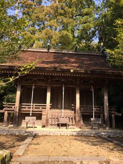 熊野三所大神社 社殿