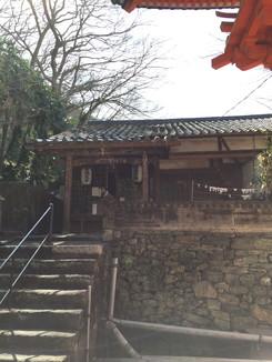 穀屋寺(地蔵菩薩)