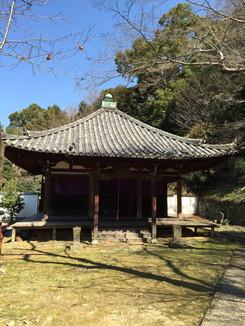 紀三井寺 開山堂