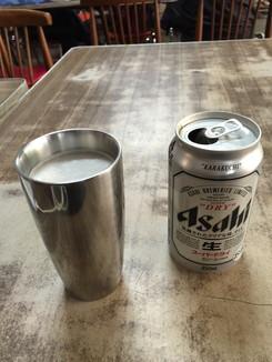 ビール 美味い!