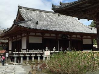 壺坂寺 禮堂