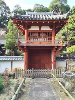 岡寺 楼門