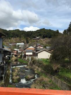 長谷寺の門前町