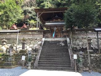 與喜天満神社 社殿