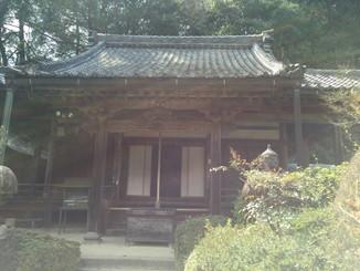大野寺本堂