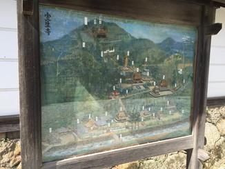 室生寺絵図