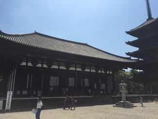 興福寺東金堂