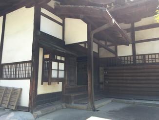 三宝院大玄関