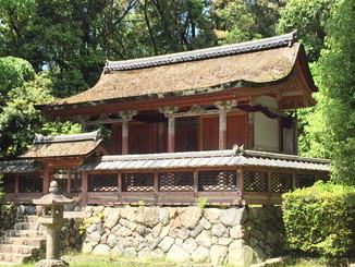 清瀧宮本殿(重要文化財)