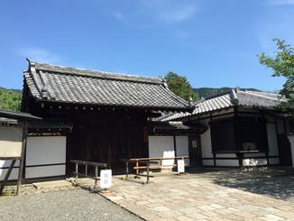醍醐寺 宝聚院(霊宝館)