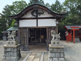 奥宮神社社殿