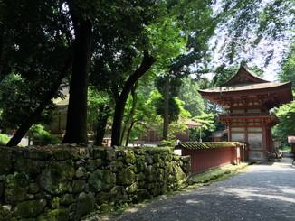 日吉大社東本宮楼門