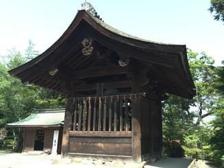 園城寺鐘楼
