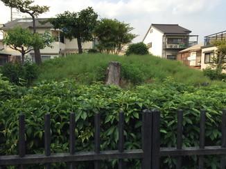 遍照僧正の墓