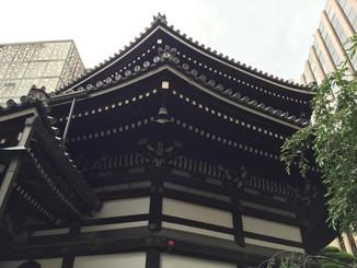 本堂(六角堂)