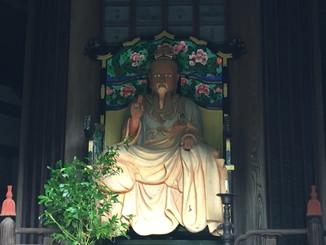 傅大士(ふだいし)中国南北朝時代の僧