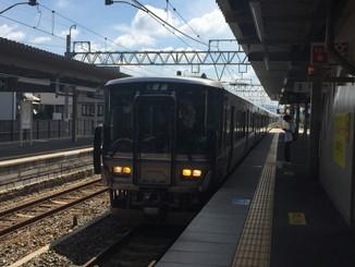 山陰本線 221系電車