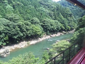 保津川渓流