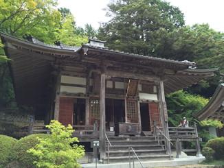 花山法皇殿(本堂)