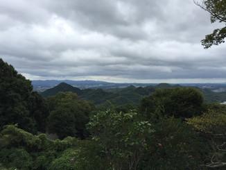 花山院からの眺望