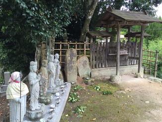十二妃の墓