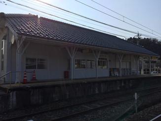 永平寺口駅 旧駅舎